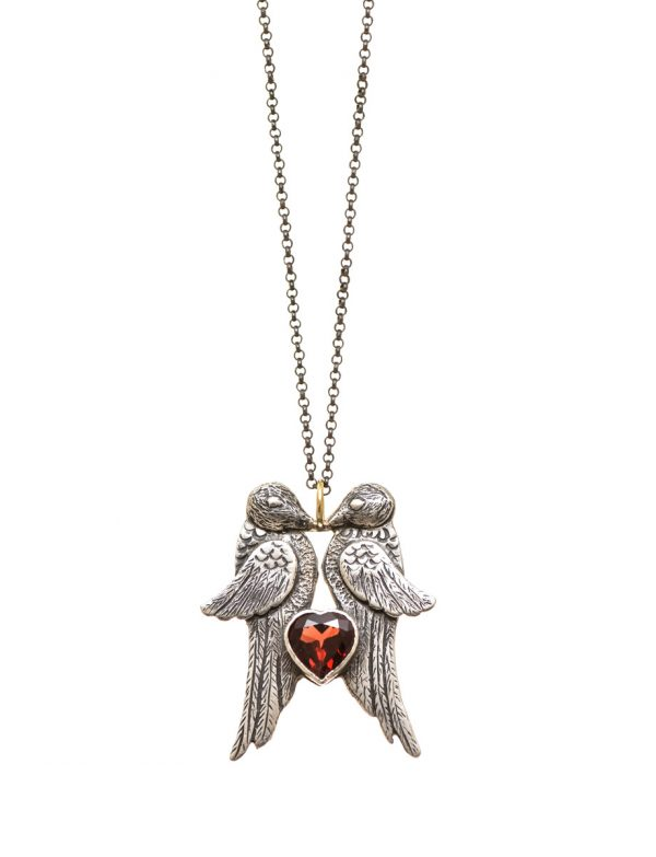 The Red Phase Necklace