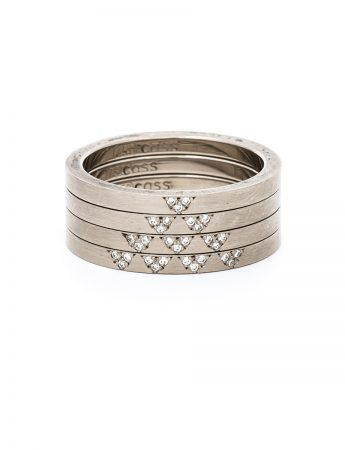 Cairo Four Stack Ring - Diamond