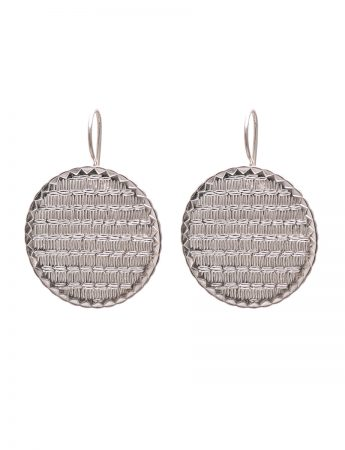 Bamboo Earrings – Large