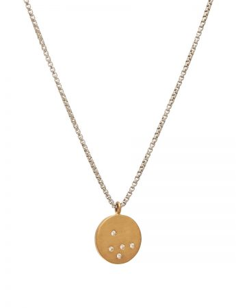 Speckled Necklace - Diamonds