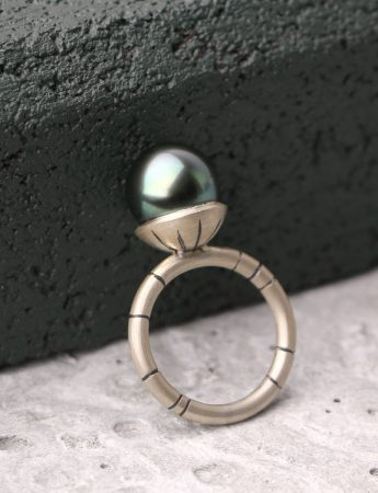 Mermaid Bauble Ring
