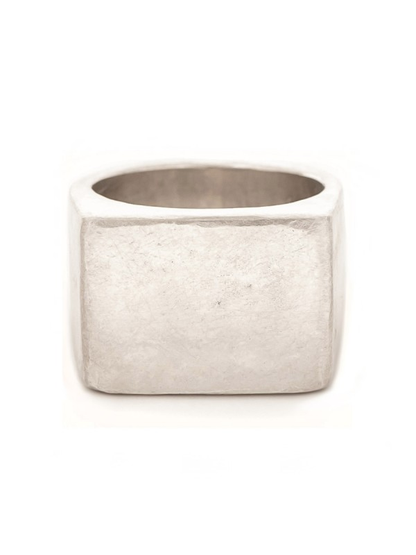 Plateau Signet Ring