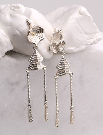 Arctic Bud Earrings