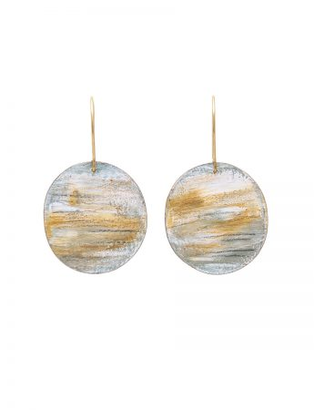 Beach Earrings - Round