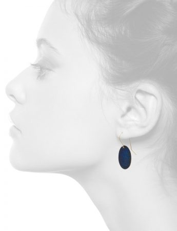 Deep Water Earrings – Blue