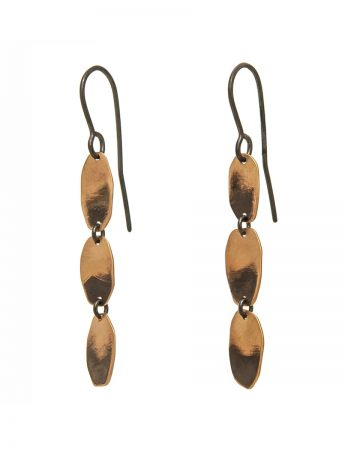Dusk Earrings - Gold