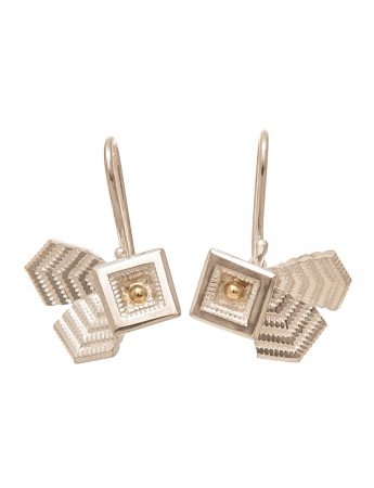 Geo Bloom Earrings