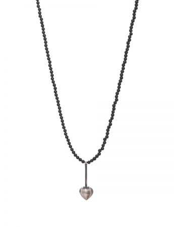 Heart Droplet Necklace