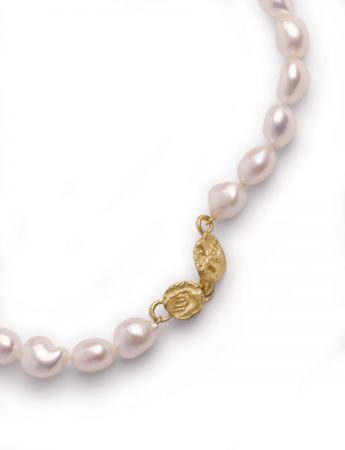 Kalypso Pearl Necklace
