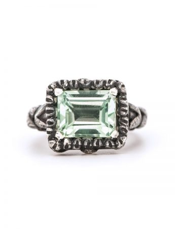 Maria Sibylla Ring – Mint Quartz