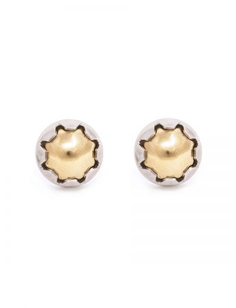 Corona Stud Earrings - Small
