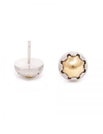 Corona Stud Earrings – Small