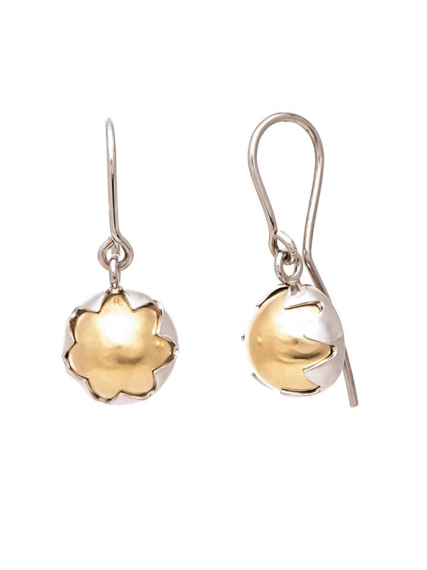 Corona Hook Earrings – Small