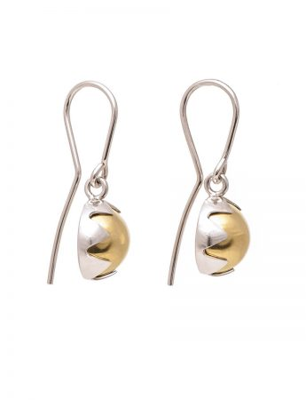 Corona Hook Earrings - Small