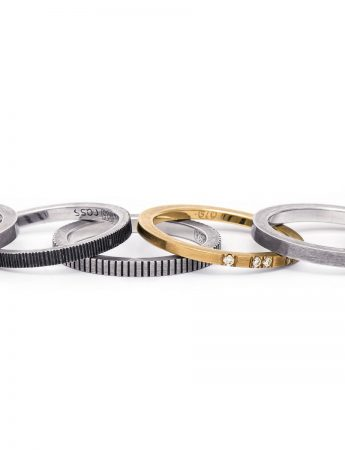 Rebel Alliance Ring - 7 Stack