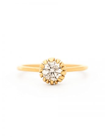 Bouquet Royale Diamond Ring