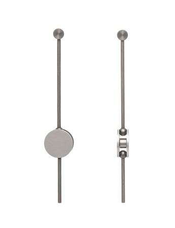 Transit Earrings - Grey
