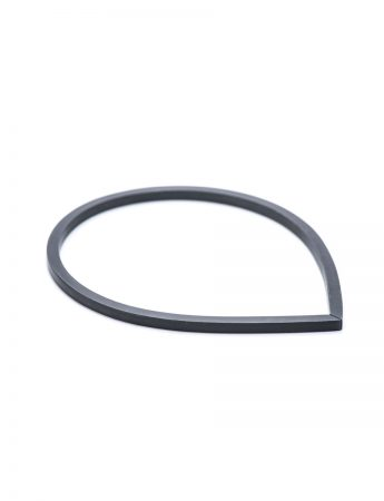 Descend Bangle – Black
