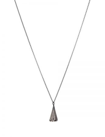 Feather Bell Pendant
