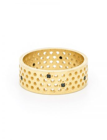 Perforation Ring – Black Diamonds