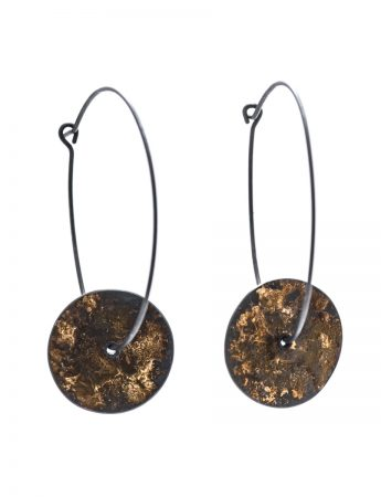 Galaxy Spin Earrings
