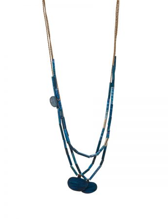 Landlines Necklace - Shore