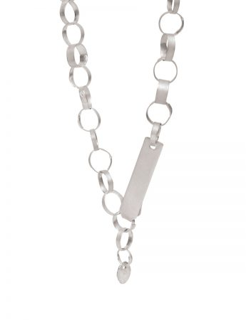 Meteora Chain Necklace - Silver