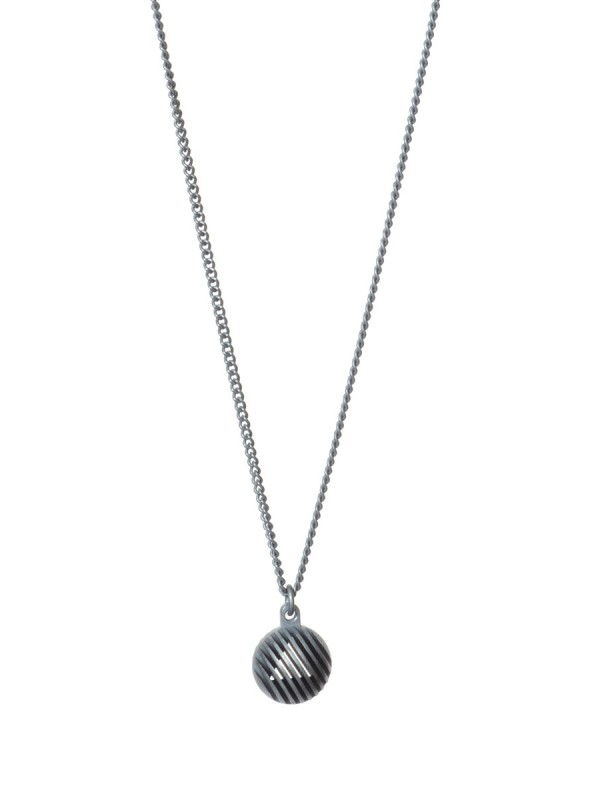 Secret Orb Pendant Necklace – Triangle