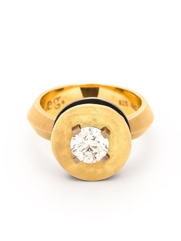 Drift Diamond Ring