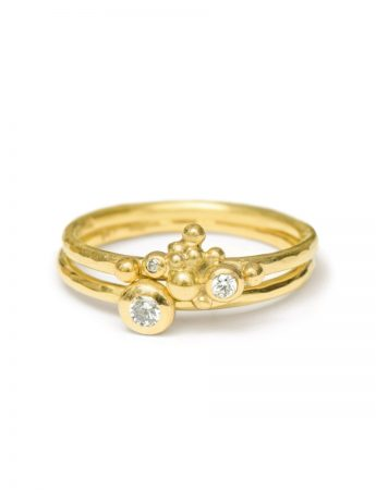 Eleven Berries Ring – Diamond