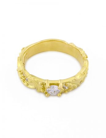 Garland Ring - Diamond