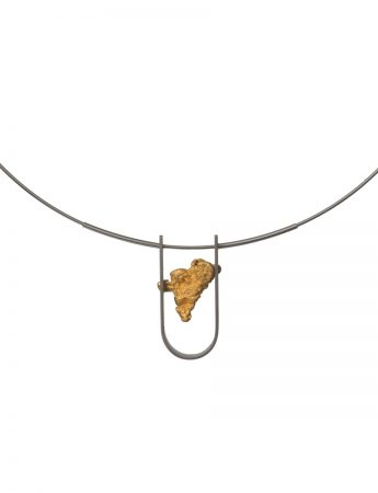 Golden Triangle Neckpiece