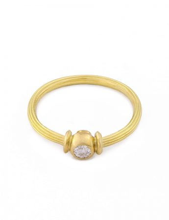 Orb Ring - Diamond