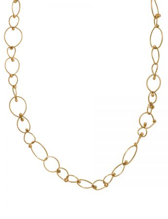 Petits Pois Gold Chain