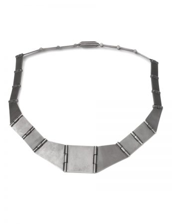Platelet Necklace - Black