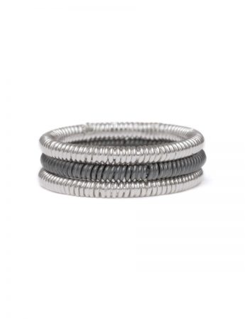 Rope Ring - Three Stack