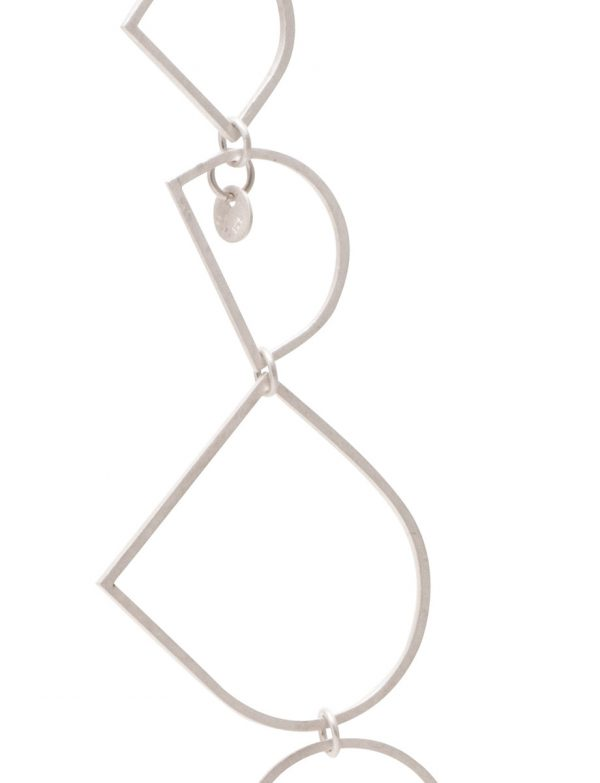 D Ring Necklace