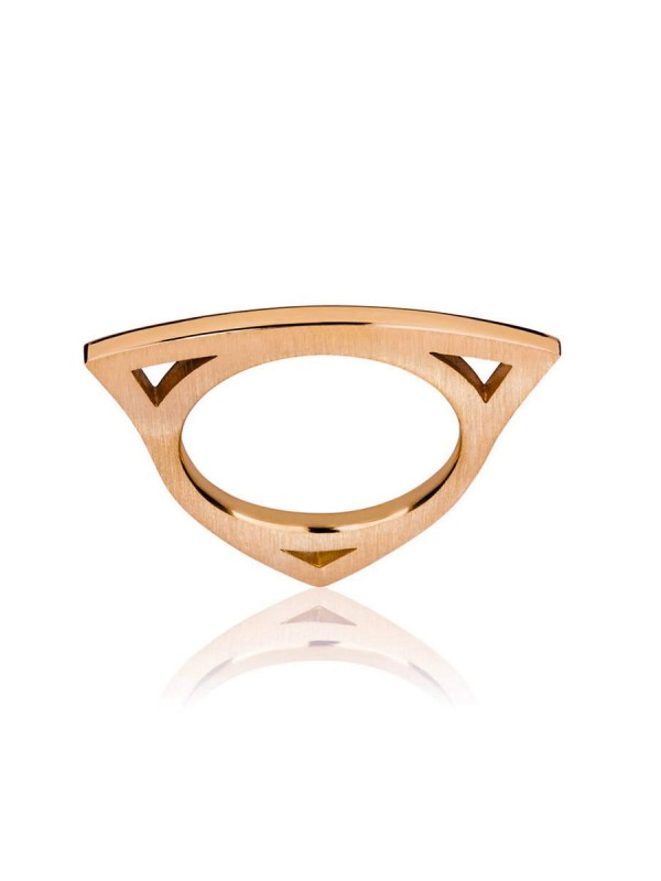 Elements Ring – Rose Gold