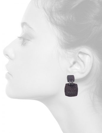 Moonscape Earrings – Square