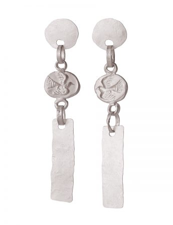 Chios Pendant Earrings