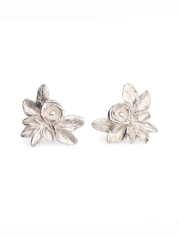 Winged Flora Earrings
