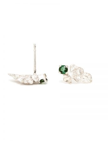 Floras Earrings - Tourmaline