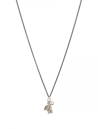 Charm Necklace - Bell, Snowdrop, Leaf