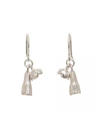 Blossom & Bell Hook Earrings