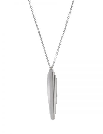 Empire State Necklace – Silver