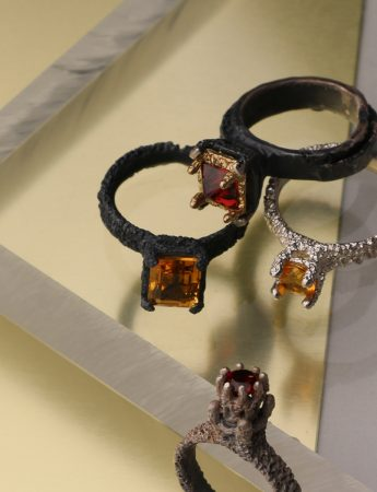 Lost Heirlooms Ring – Citrine