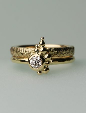 Dionysus Diamond Ring