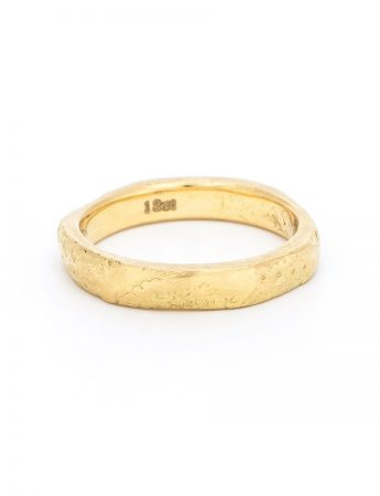 Textura Small Dot Ring