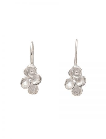 Mini Posy Hook Earrings