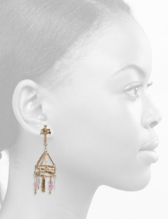 Perséfone Earrings – Tourmaline
